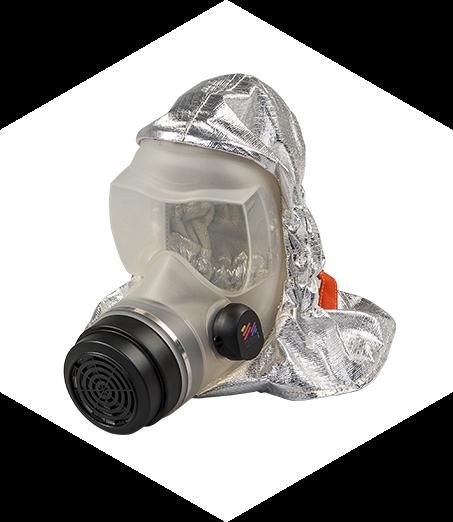 Záchranná evakuační maska A